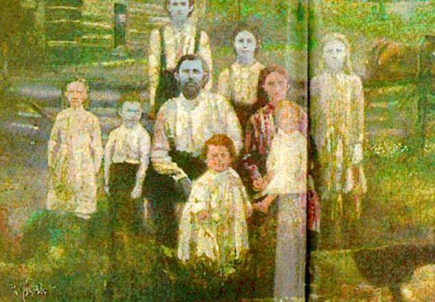 Fugate family developed a rare skin discoloration as a result of a coincidental meeting of recessive genes, intermarriage and inbreeding
