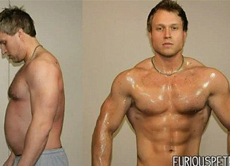 Furious Pete, blogger and eating champion, shows you how to get the body you've always dreamed of in just five hours, without even having to deprive yourself of your favorite foods