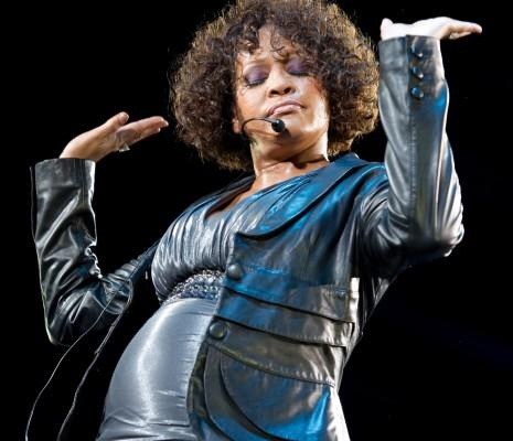 whitney houston was pregnant when died and was murdered by