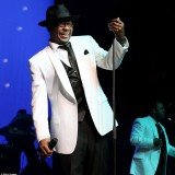 Hours after Whitney Houston's funeral, Bobby Brown performed onstage with his New Edition bandmates at Mohegan Sun Arena in Uncasville, Connecticut