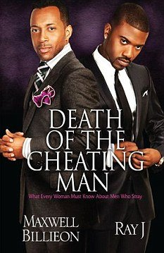 "Ray J refers to a woman he dated for two years as ""KK"" in his new book ""Death Of The Cheating Man. What Every Woman Must Know About Men Who Stray"""