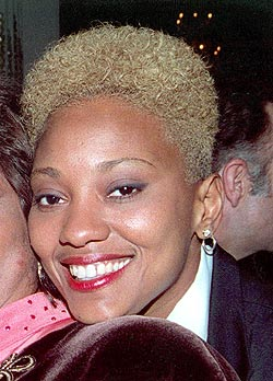 Robyn Crawford Whitney Houston's former executive assistant and friend describes their relationship in a touching open letter photo