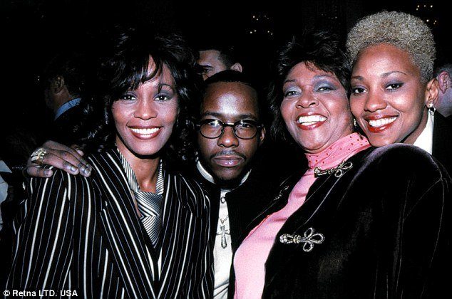 Robyn Crawford right Whitney Houston's friend and former personal assistant says the singer chose the life she led photo