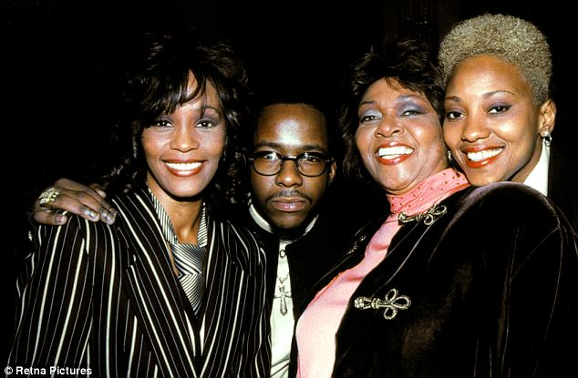 Robyn Crawford right did not say whether she had a lesbian relationship with Whitney Houston and she has never commented on the rumors photo