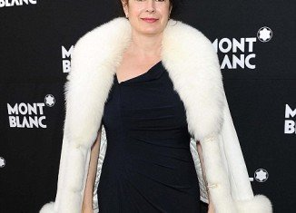 Sean Young spent four hours in a police station after allegedly fighting with a security guard at the Governor's Ball