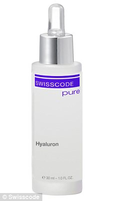 The launch of Swisscode Hyaluron surpassed expectations thanks to claims that it can reverse the signs of ageing by up to five years