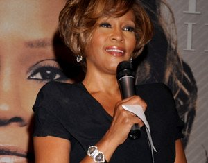 "The legendary singer Whitney Houston will be always remembered as a master of ""melisma"""