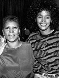 "There were numerous reports this week saying that Aretha Franklin was ""banned"" from Whitney Houston's funeral on Saturday"