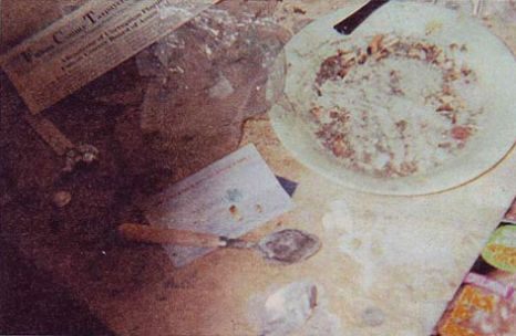 Tina Brown had reportedly revealed photographs of Whitney Houston's bathroom depicting drug paraphernalia including a crack pipe rolling papers and cocaine covered spoons photo