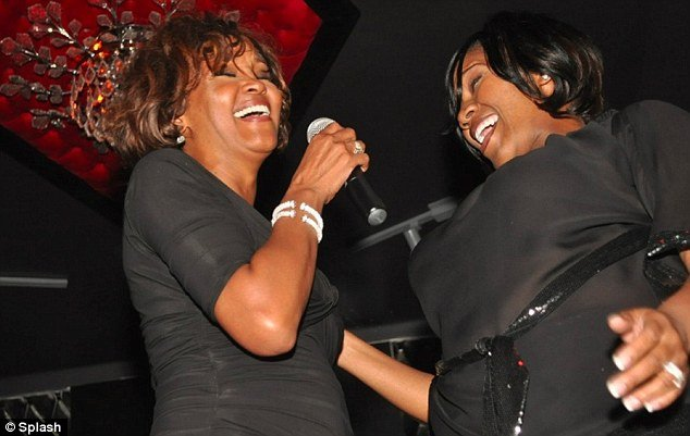 Whitney Houston sang her last ever song when she joined Kelly Price on stage on Thursday night, just two days before her untimely death