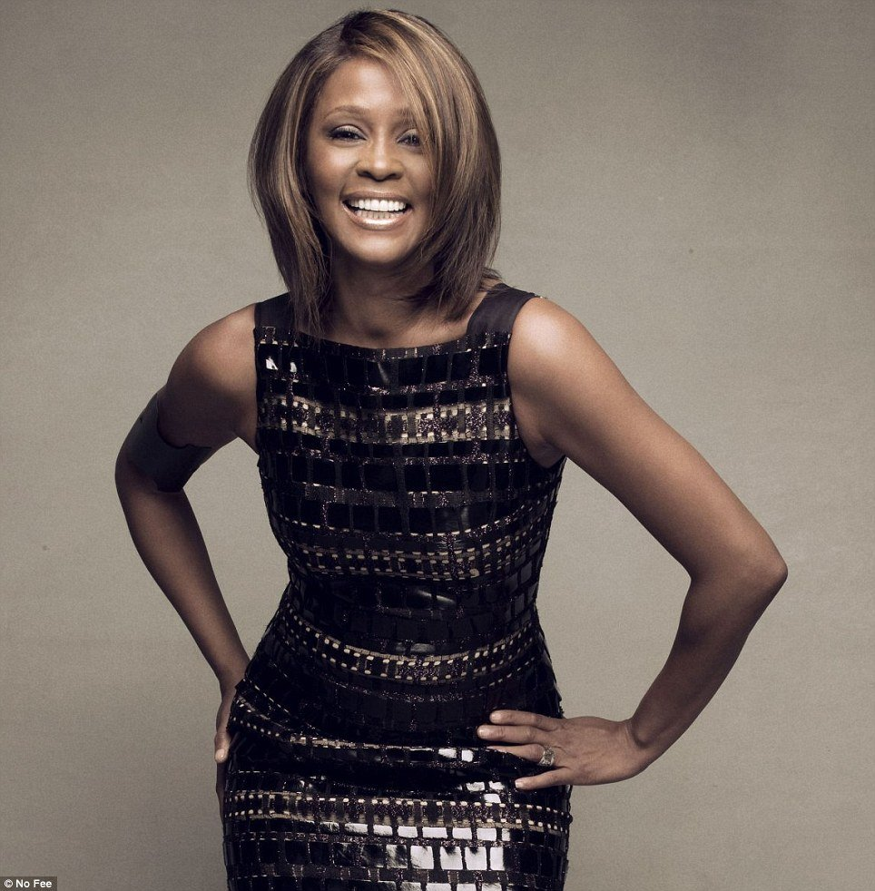 Whitney Houston was one of the worlds best selling artists wowing audiences with her powerful and effortless voice from the middle of the 80's to the late 90's photo