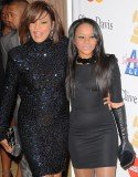 Whitney Houston's daughter, Bobbi Kristina, was reportedly taken to hospital today just hours after her mother was found dead in a hotel bathroom