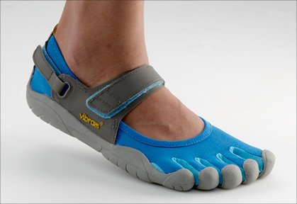 A lawsuit against FiveFingers shoes claims that they pose more risk to the wearer than regular running shoes, and even bare feet