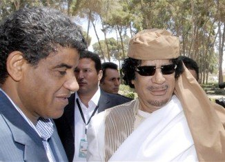 Abdullah al-Senussi, Muammar Gaddafi's intelligence chief has been arrested in Mauritania