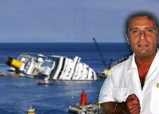 Ahead of today's pre-trial hearing over capsized Costa Concordia cruise ship, Captain Francesco Schettino was said by his family to be both depressed and afraid