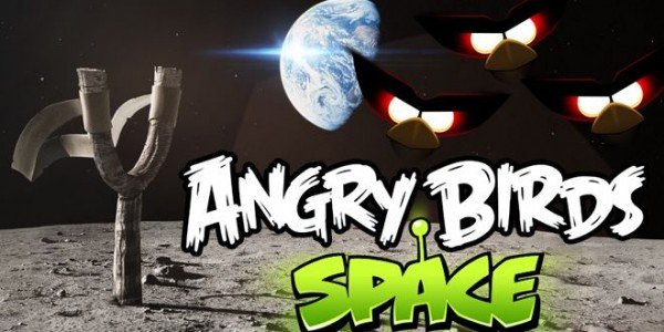 Angry Birds Space the new version of the most downloaded game in history has been launched on iTunes Android PC and Mac photo