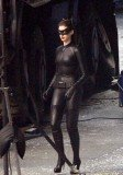 Anne Hathaway slimmed down to fit into an unforgiving catsuit to play Catwoman in The Dark Knight Rises