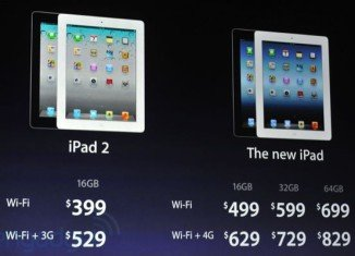 Apple released a statement saying the supplies of the new iPad, which had been set aside for preorders, have already completely sold out