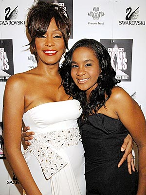 "Bobbi Kristina Brown's friends said she feels ""lost"" following Whitney Houston's death"