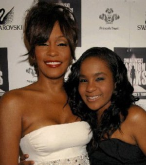 "Bobbi Kristina Brown and Whitney Houston' ""secret son"" Nick Gordon were seen leaving a pharmacy in Atlanta after her birthday"
