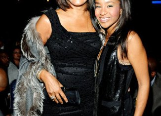 Bobbi Kristina Brown has marked her first birthday since the death of her mother Whitney Houston