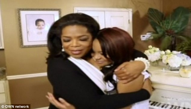 Bobbi Kristina Brown has revealed during her interview with Oprah Winfrey that she is set for a career in acting and singing just like her mother Whitney Houston photo