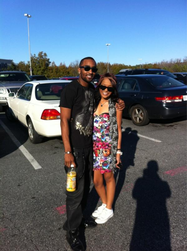 Bobbi Kristina Brown is romantically involved with Nick Gordon, the 22-year-old man who Whitney Houston raised like he was her own son, claimed new reports