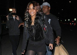 Bobby Brown has written a script for a film on his life and wants daughter Bobbi Kristina to act in it