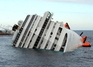 Carnival has announced that the sinking of the Costa Concordia cruise ship could wipe out its profits in 2012