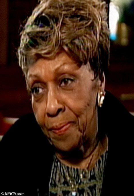 Cissy Houston Whitney Houstons mother has spoken out for the first time since the stars death to reveal she does not hold herself responsible photo