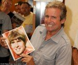 Davy Jones, the lead singer of the 1960's group The Monkees, died on Wednesday after suffering a massive heart attack