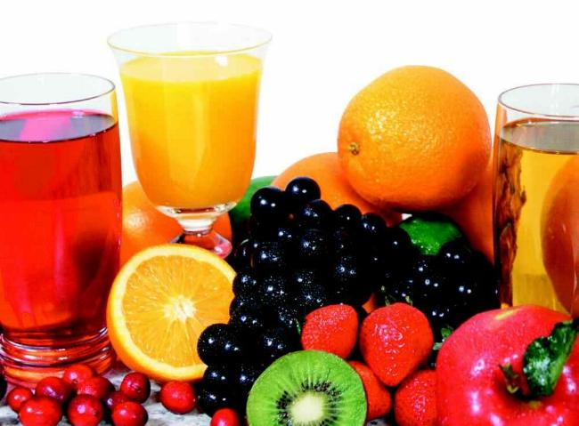 """Dentists warn that children who are encouraged to drink large amounts of fruit juice as part of their """"five a day"""" could be damaging their teeth"""