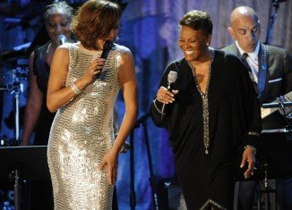 Dionne Warwick, Whitney Houston's cousin, appeared on Good Morning America Thursday morning to talk about the late singer, who died last month