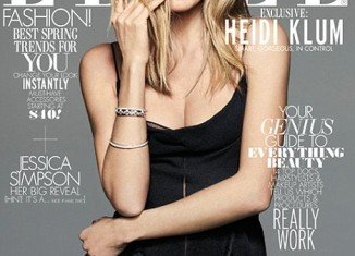 Heidi Klum has finally broken her silence about the demise of her marriage to Seal in the April issue of Elle magazine