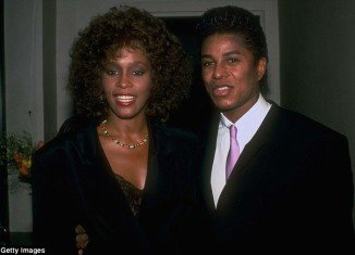 It is claimed that Jermaine Jackson and Whitney Houston's affair began in 1984 when Jermaine was married to Hazel Gordy