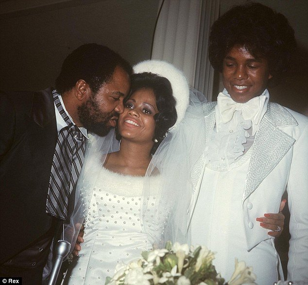 Jermaine Jackson and Hazel Gordy split three years after his reported affair with Whitney Houston, following a 14-year marriage