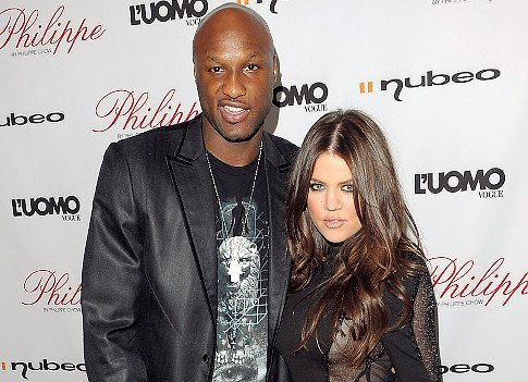 "Khloe Kardashian and Lamar Odom are reportedly at a ""point of no return"" in their marriage  photo"