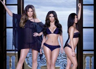 Khloe, Kim and Kourtney Kardashian have undoubtedly had a little help in the photoshop department