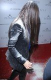 Kim Kardashian wants to make sure her flour assailant gets her just deserts by pressing charges against the anti-fur campaigner
