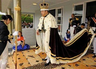 King George Tupou V of the South Pacific nation of Tonga has died in Hong Kong aged 63