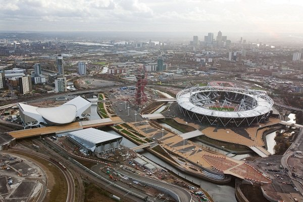 Aerial shoot_Olympic Park
