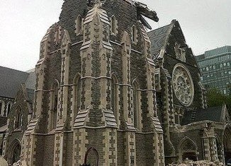 New Zealand's officials have confirmed that Christchurch cathedral will be demolished after the 2011 earthquake rendered it beyond repair