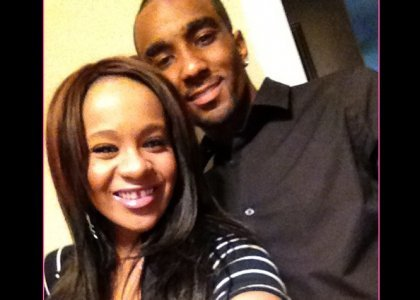 "Nick Gordon denies he is dating his ""sister"" Bobbi Kristina Brown, but he says they are ""just close"""