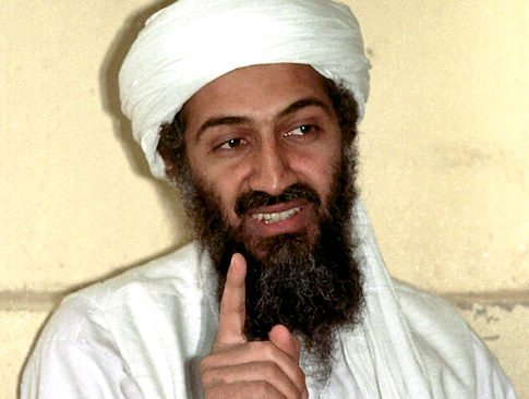 Osama Bin Laden was betrayed by one of his wives who revealed the location of his Pakistan hideaway because she was jealous of his youngest spouse