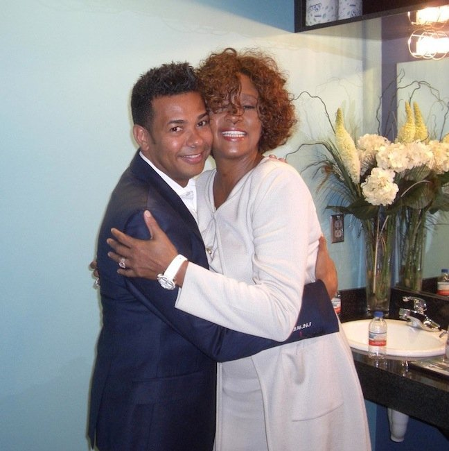 Raffles van Exel is the person who leaked the casket photo of Whitney Houston, personnel at Whigham Funeral Home claimed