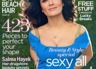 Salma Hayek admits that life wasn't all hunky dory as far as her looks are concerned