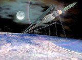 """Startram is a proposed """"space train"""" that could make cheaper journeys beyond Earth's atmosphere and will allow 4 million people a year to travel to space by 2032"""