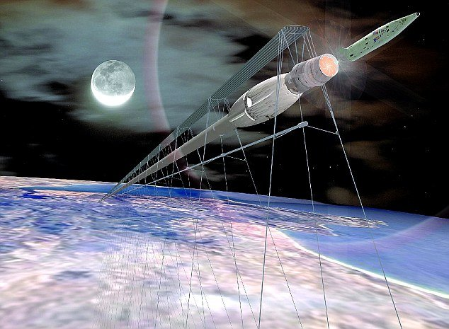 "Startram is a proposed ""space train"" that could make cheaper journeys beyond Earth's atmosphere and will allow 4 million people a year to travel to space by 2032"