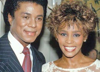 "The Sun claims that Whitney Houston and Jermaine Jackson were together for a year, and that Houston's hit song ""Saving All My Love for You"" was a thinly veiled ballad to her clandestine paramour"