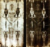 The image on the Turin Shroud is commonly associated with Jesus Christ, his crucifixion and burial